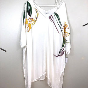 NWT Slouchy O'Neill Swim Cover Up